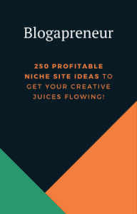 250 Profitable Niche Site Ideas